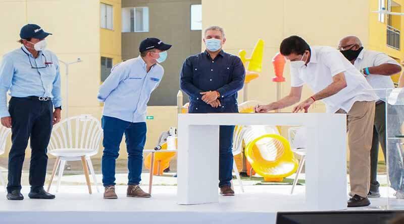 """""""Combatimos el 'arrendavirus' con los programas de vivienda VIS y la titulación masiva en Soledad"""": MinVivienda"""
