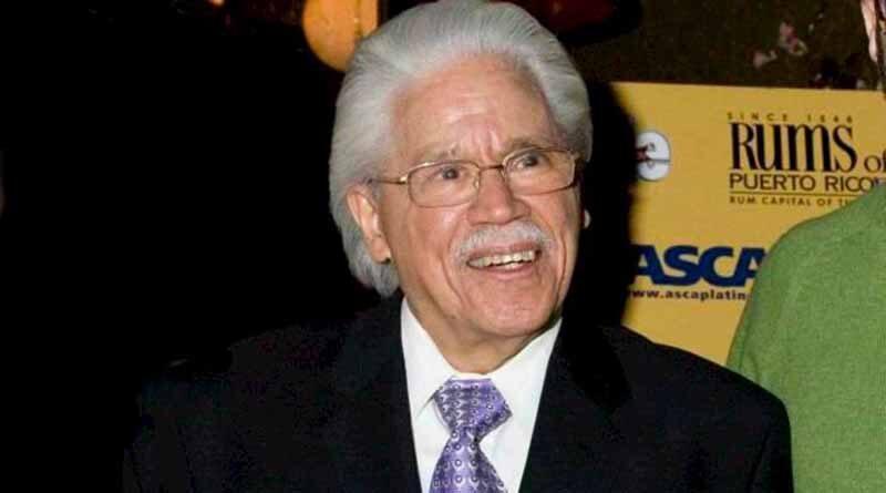 Falleció Johnny Pacheco, uno de los creadores de la Fania