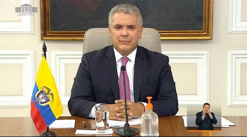 Iván Duque, Presidente de la República