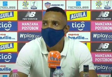 """""""Era necesario ganar y de la manera en la que lo hicimos"""" Luis Amaranto Perea"""