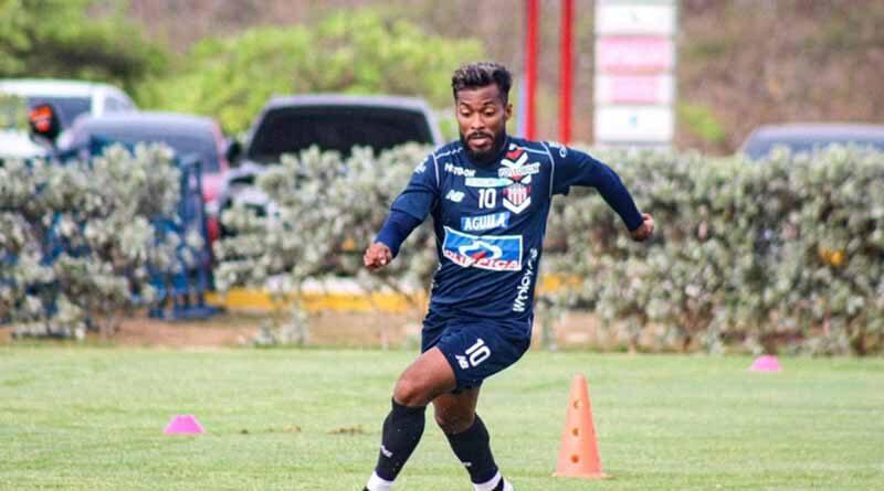 'Cariaco', Cetré y Ditta, en la nómina de convocados para enfrentar al Deportivo Cali