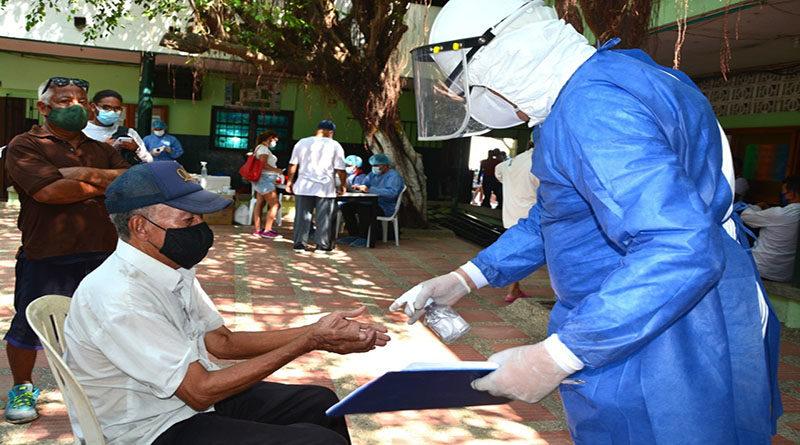 Secretaría de Salud de Soledad y EPS adelantan jornadas de toma de muestras en diferentes barrios
