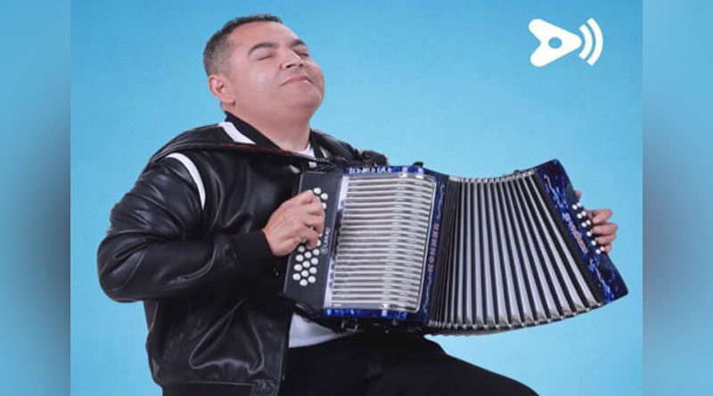 Luto en el vallenato, muere por covid-19 el acordeonero Rubén Lanao