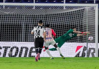 La eliminación del Junior en Copa Sudamericana