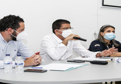 Se instala en Soledad primera mesa técnica de coordinación y atención para población migrante venezolana