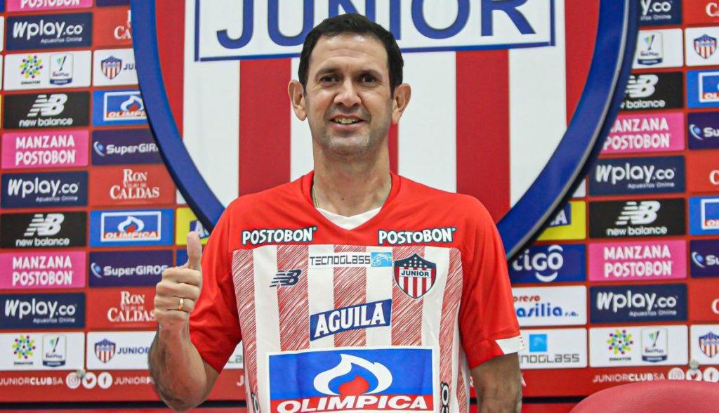 Junior tiene nuevo entrenador: se adelantó el día de Reyes