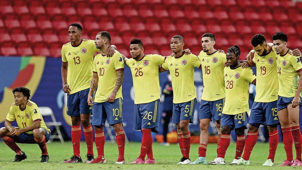 Cinco cambios: Así sería la formación titular de Selección Colombia en partido del jueves ante Chile